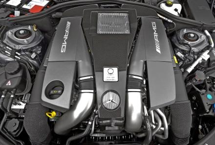 Замена масла Mercedes