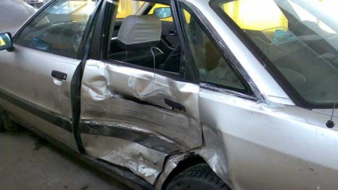 причины повреждения кузова